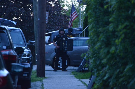 No one was injured in a SWAT situation in North Arlington May 7, 2019.