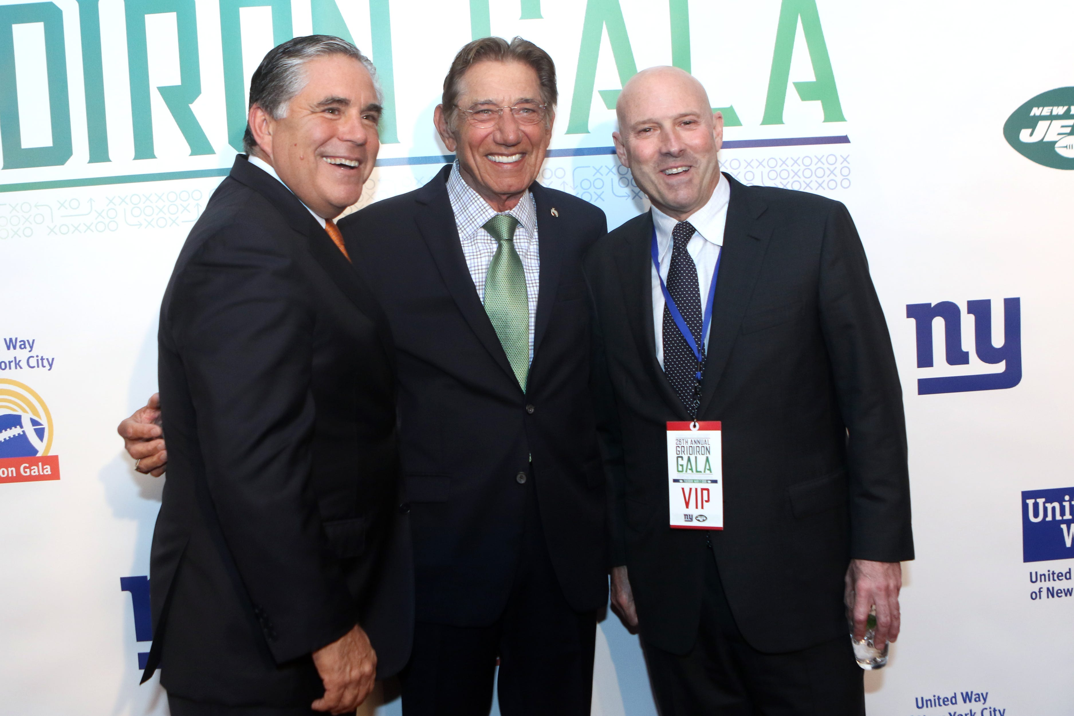 Why Joe Namath is excited about the NY Jets in 2019 with Sam Darnold and Le'Veon Bell