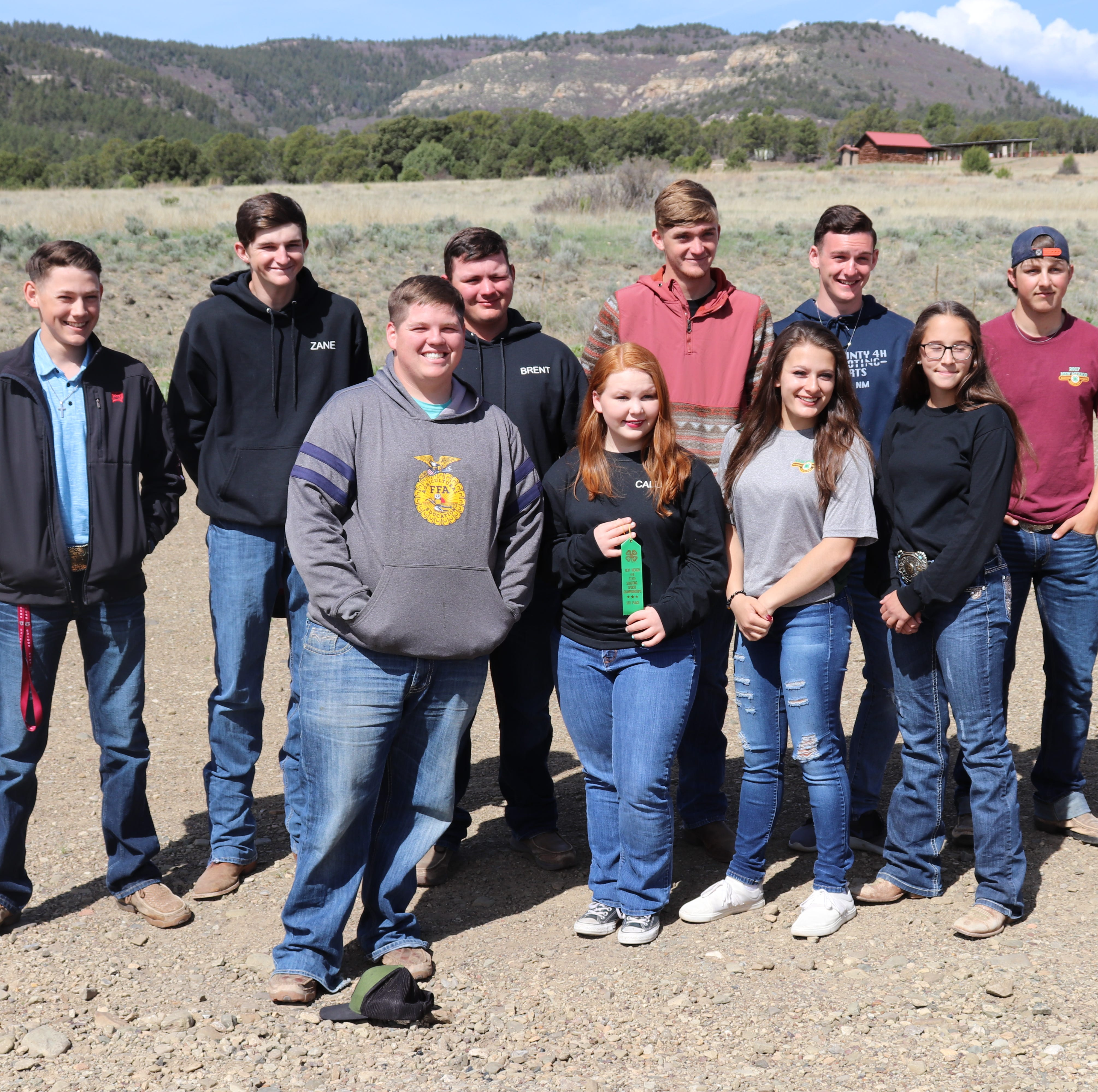 Luna County 4-H teams fare well at state shooting sports competition