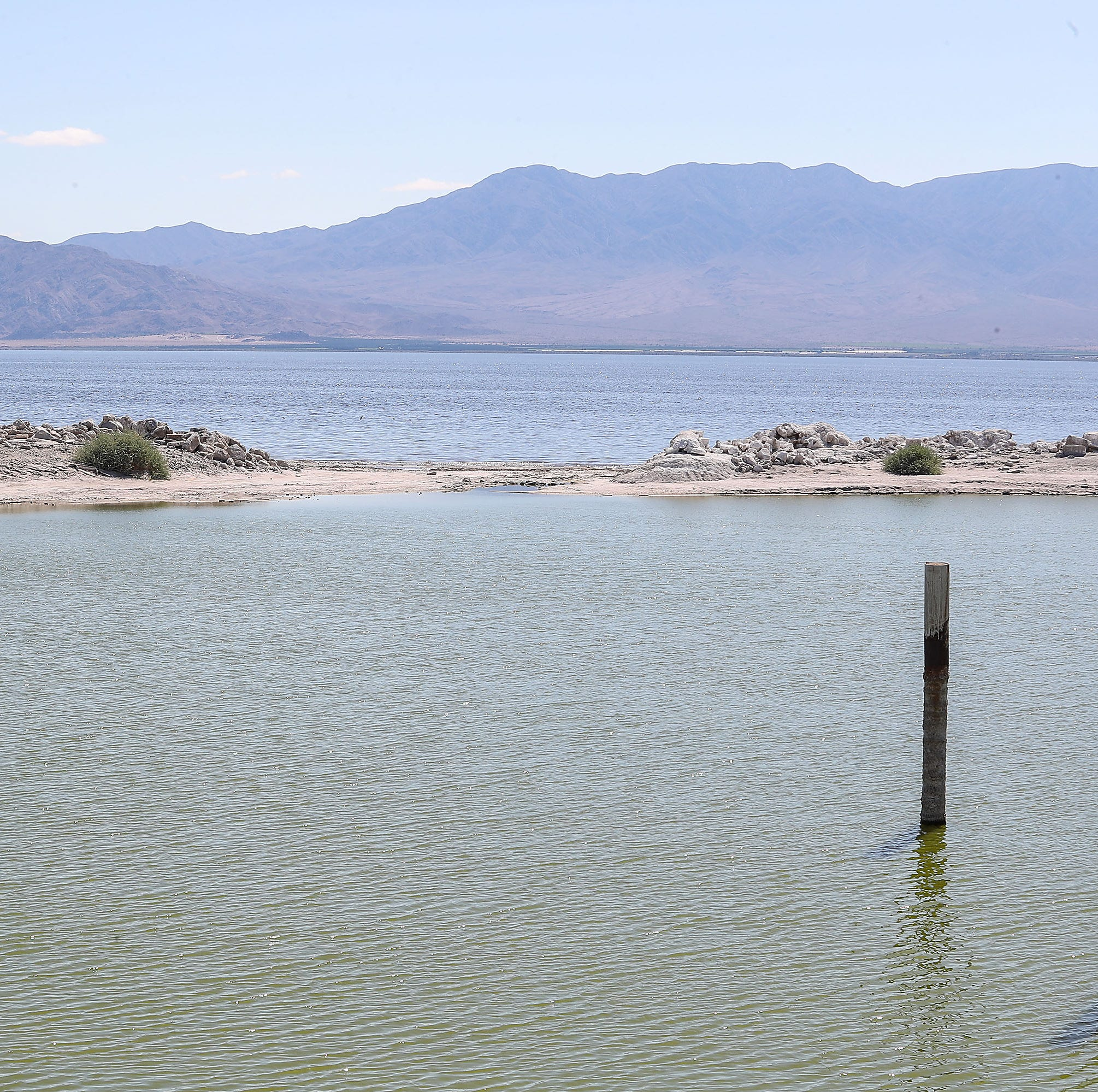 Siren songs of the Salton Sea: Ideas abound to fix state's largest lake. But some say it's too late