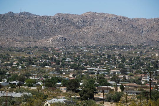 The number of people visiting Joshua Tree National Park has risen in recent years, bringing more tourists to the small gateway community outside the park.