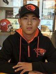 Derrick Liu, Palm Desert golf