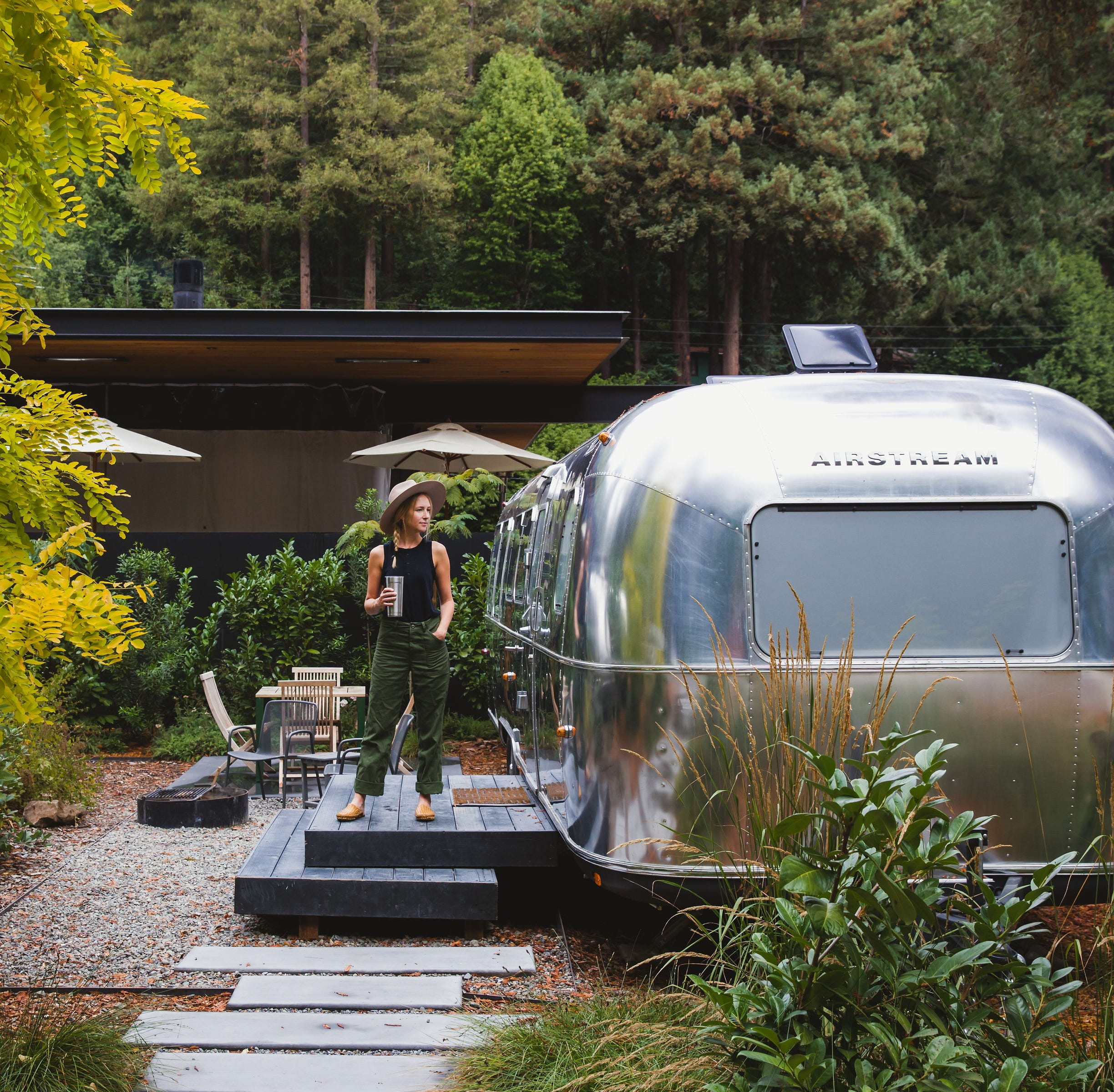 A glamping company wants to build a 55-unit Airstream hotel in Joshua Tree. Locals have thoughts.