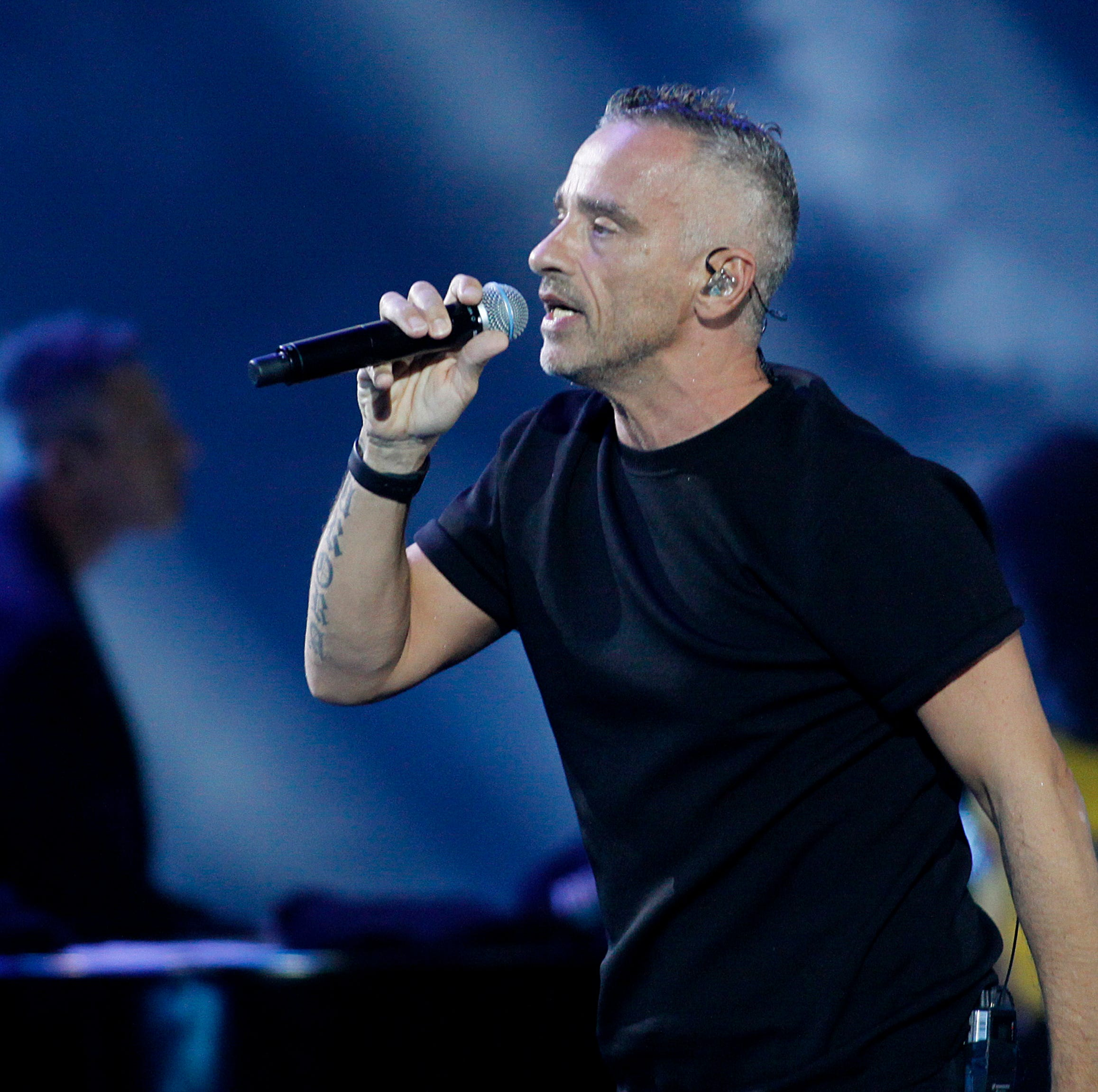 Eros Ramazzotti cancels American tour dates to recover from surgery on his vocal cords