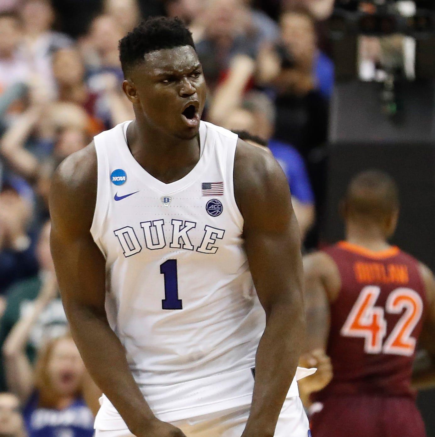 Zion Williamson landing spots: Phoenix Suns not among best fits for Duke star in NBA draft?