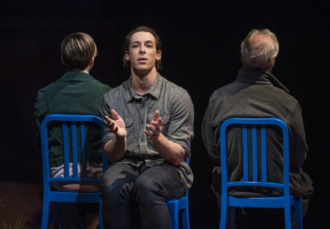 """Kevin Cantor in Arizona Theatre Company's """"Things I Know to Be True."""""""