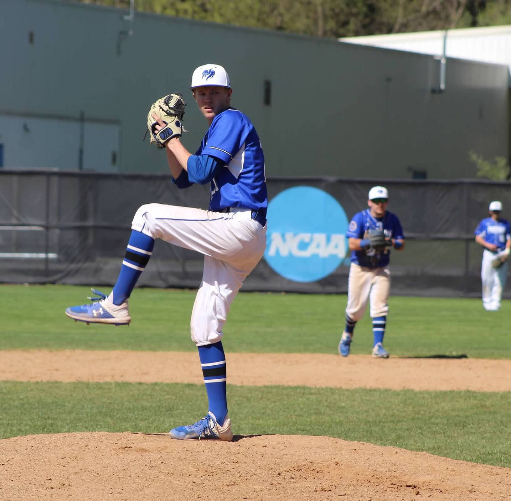 Wilson College baseball makes playoffs in inaugural season