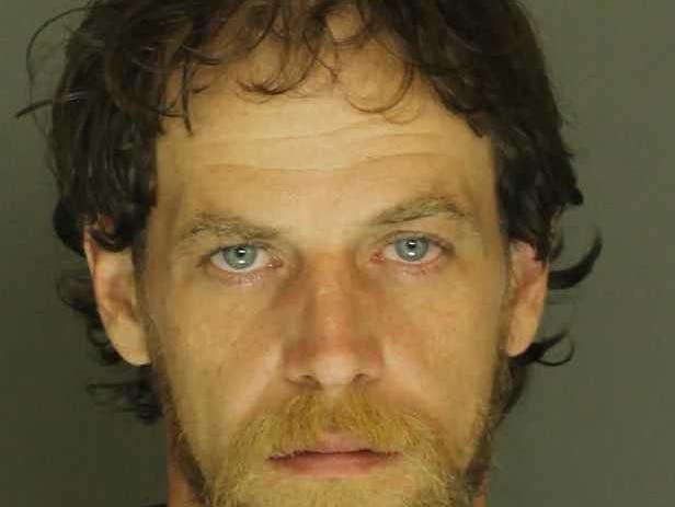 Wesley Stottlemyer, arrested for DUI.