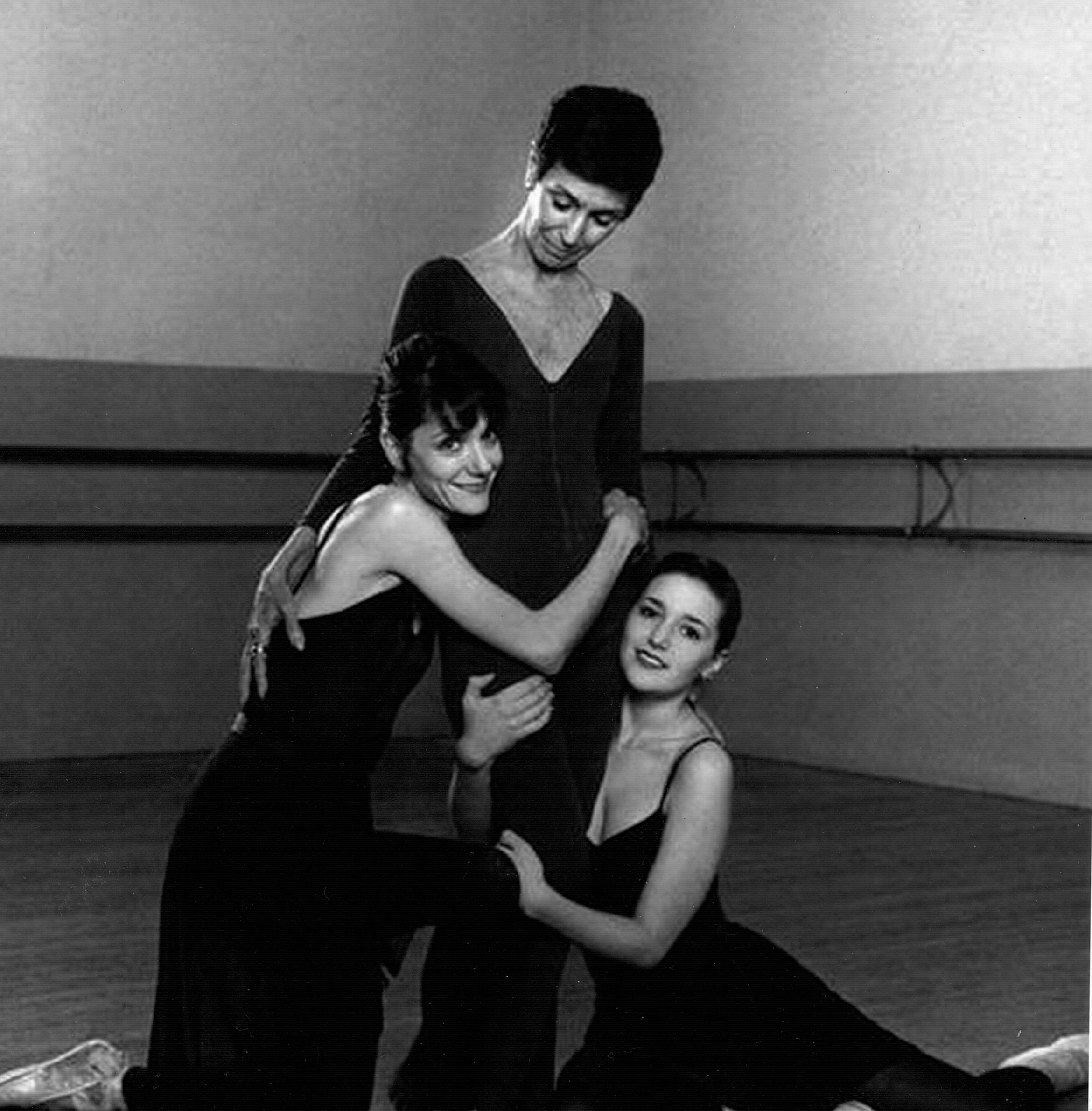 Mothers, daughters and a legacy of ballet