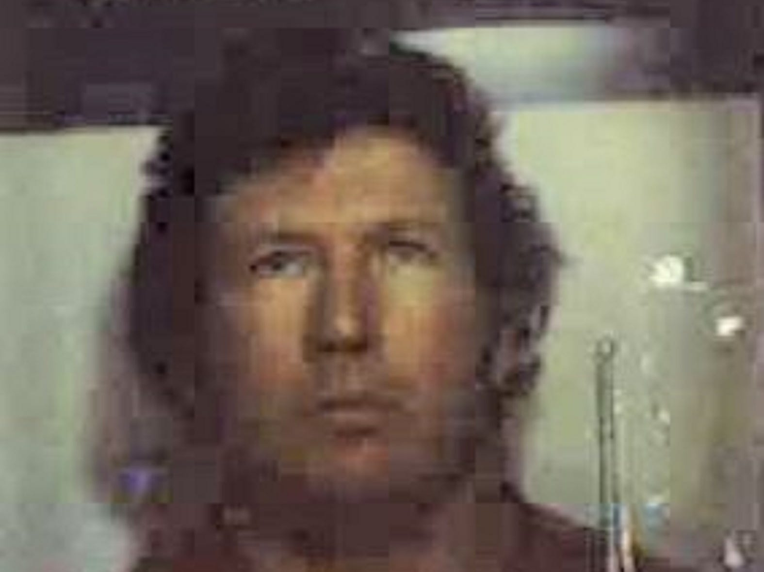 A mug shot photo of James Richard Curry, then 36, taken in 1983 and provided to Washoe County investigators by the Santa Clara County Sheriff's Office.
