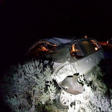 Salem man dies in Central Oregon crash on Highway 20E
