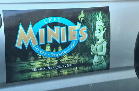 Cafe Minnie's specializes in Cambodian cuisine.