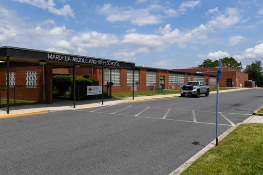 Community members and school officials are concerned about infrastructure problems at Mardela Middle and High School.