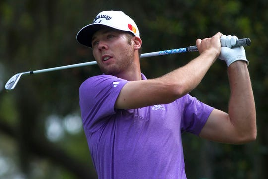 Former Calvary and LSU star Sam Burns  will tee it up this week in Dallas at the AT&T Byron Nelson.