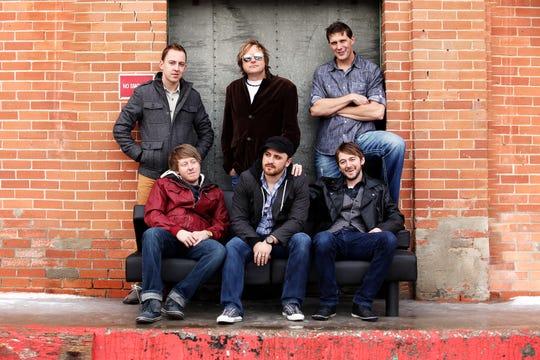 The Judd Hoos band