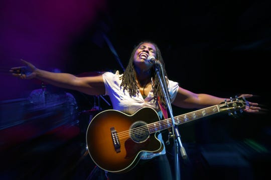 GRAMMY-nominated Ruthie Foster will perform at Levitt at the Falls 2019.
