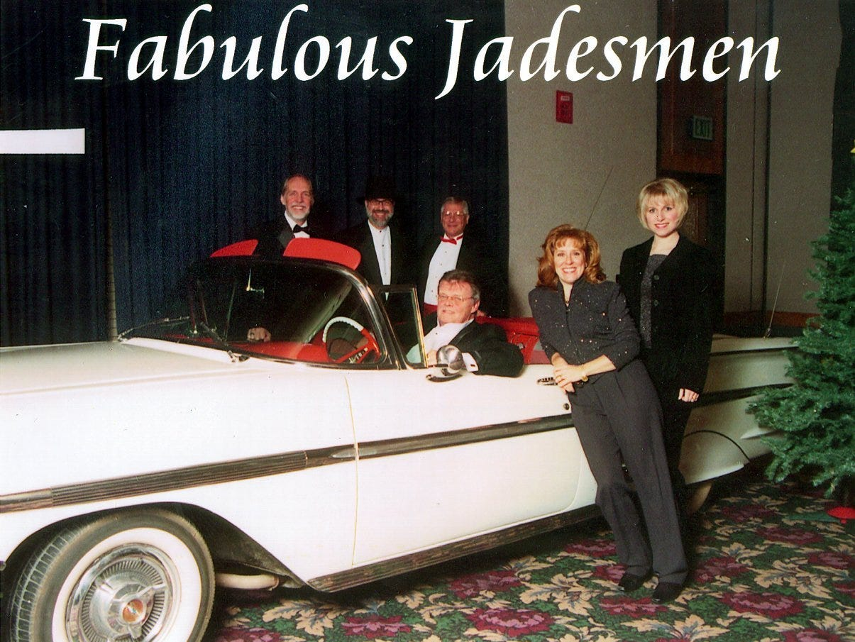 The Fabulous Jadesmen