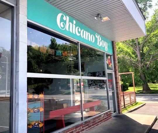 Chicano Boy Taco on North Central Avenue in Staunton.