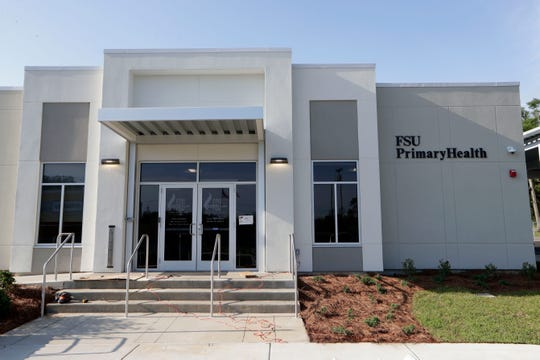 The 10,000 square foot center is opening on schedule, a year after the college broke ground on the property at Roberts Avenue and Eisenhower Street, just up the street from Sabal Palm Elementary.
