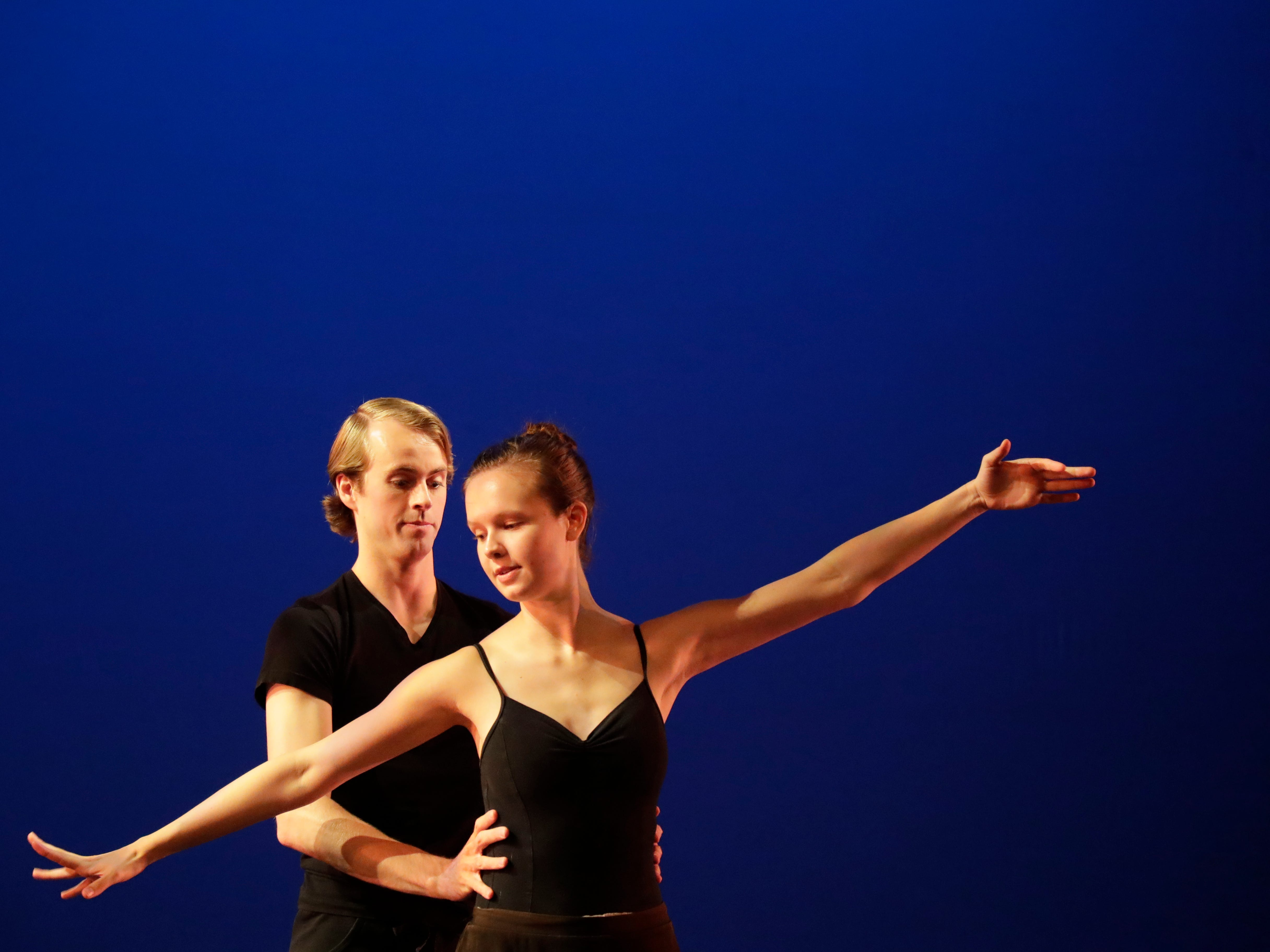 Tallahassee Ballet spins into spring finale with 'Bernstein and Gershwin'