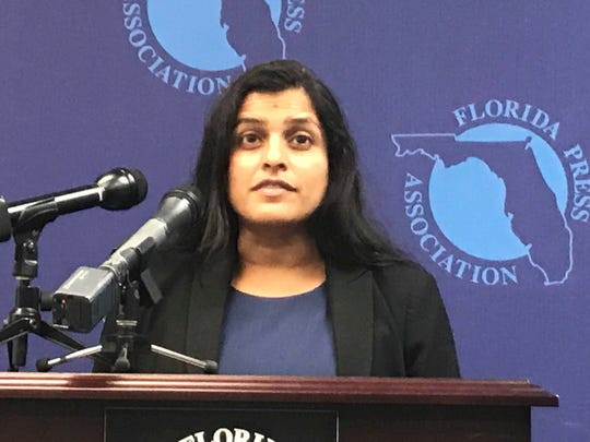 Shalini Agarwal, supervising counsel for Southern Poverty Law Center