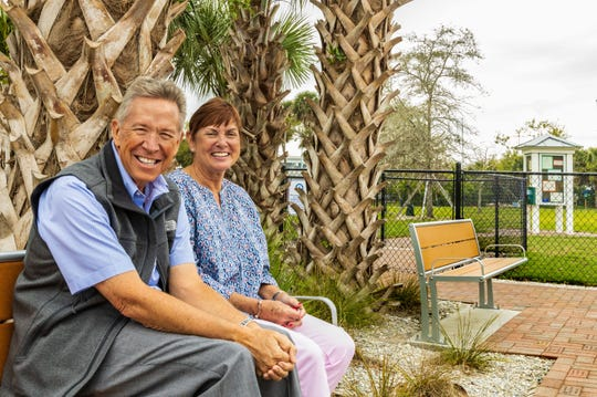 Kevin and Kathy Spittle established the Spittle Family Fund in 2005 as a way of supporting worthy causes. For the past five years, they have sponsored the Vero Beach Dog Park, a 501(c)3 nonprofit they discovered quite by accident.