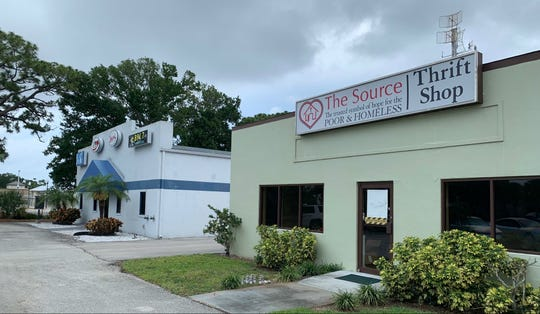 The Source, a Vero Beach ministry for the homeless, has proposed a paid, night shelter for clients who would agree to participate in daytime programs designed to get them jobs and into their own homes. The shelter would be in the ministry's former thrift shop in the 1200 block of 16th Street.