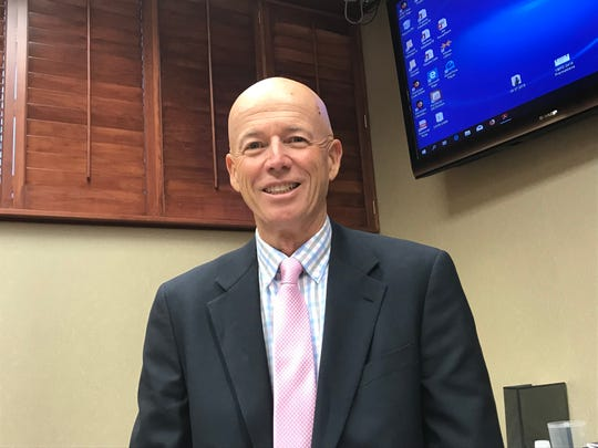 Vero Beach City Council approved Monte Falls to be the new city manager.