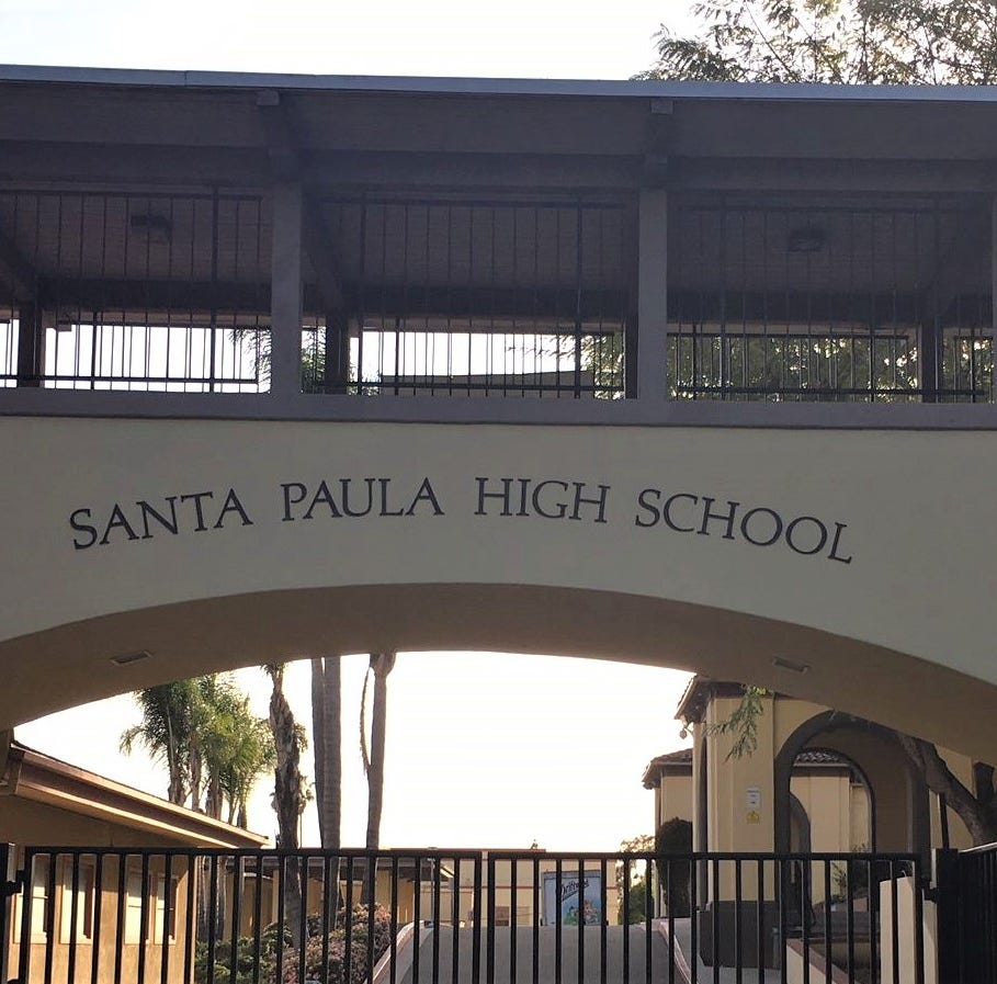 Santa Paula High School teacher arrested in sexual misconduct