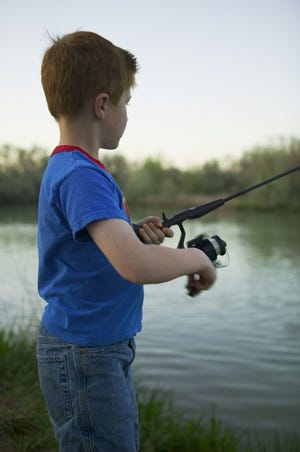 Cumberland County Sheriff's Office will host its annual Fishing Derby for children age 12 and younger on May 18 at Cedarville Lake on Main Street.