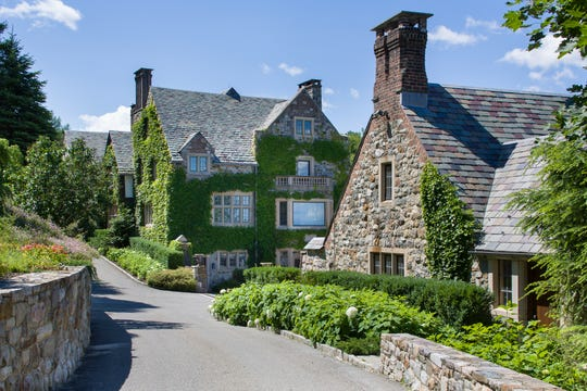 This Millbrook estate was built in 1927 for Margaret Carnegie, the only child of Andrew Carnegie. Known as Migdale, it's on the market for $14 million.