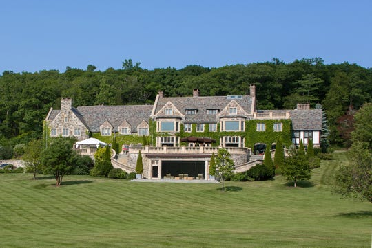 This 35,000-square foot home is the centerpiece of Millbrook's Migdale estate, built in 1927 for the only child of Andrew Carnegie.