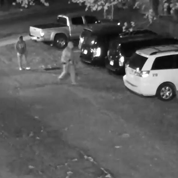 Police investigate rash of car break-ins, thefts; see video