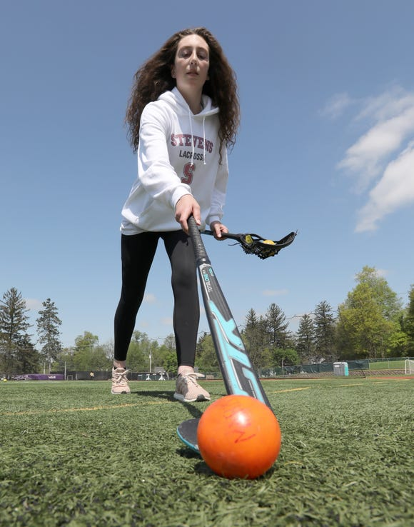Clarkstown North field hockey and lacrosse player Maris Daly, Rockland Scholar-Athlete May 7, 2019.