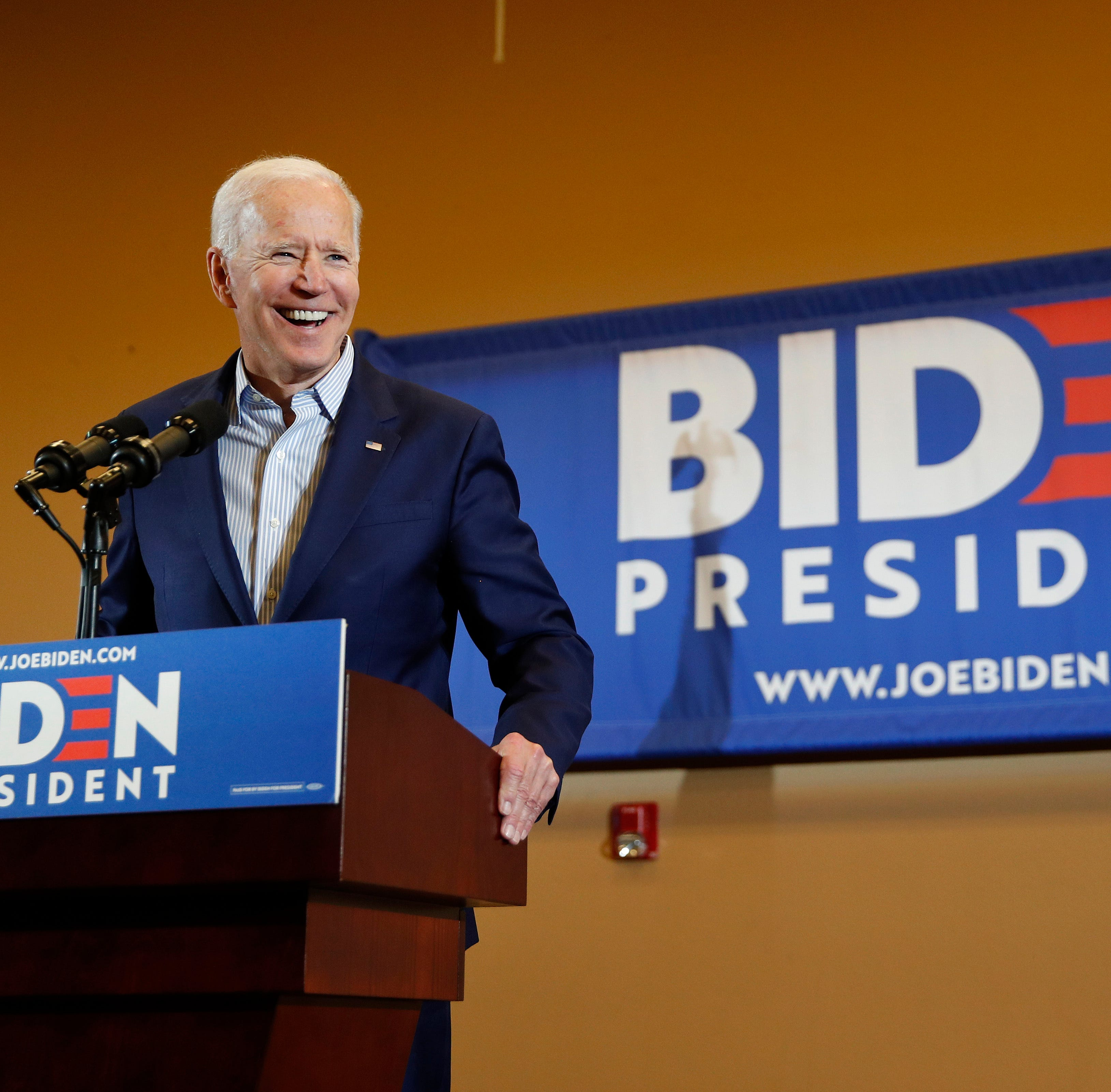Biden clears path for campaign staff to organize union