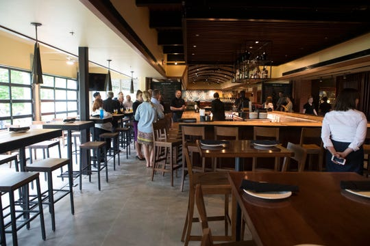 Iron Hill Brewery at Wilmington Riverfront can't offer dine-in services, but now it selling takeout meals and groceries items along with its craft beer.