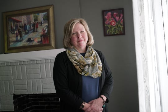 Cathy McKay, CEO of Connections, photographed in March 2017.