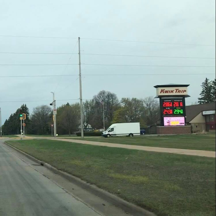Wisconsin Rapids intersection has had 10 car crashes in 2019; Kwik Trip, city work on fix