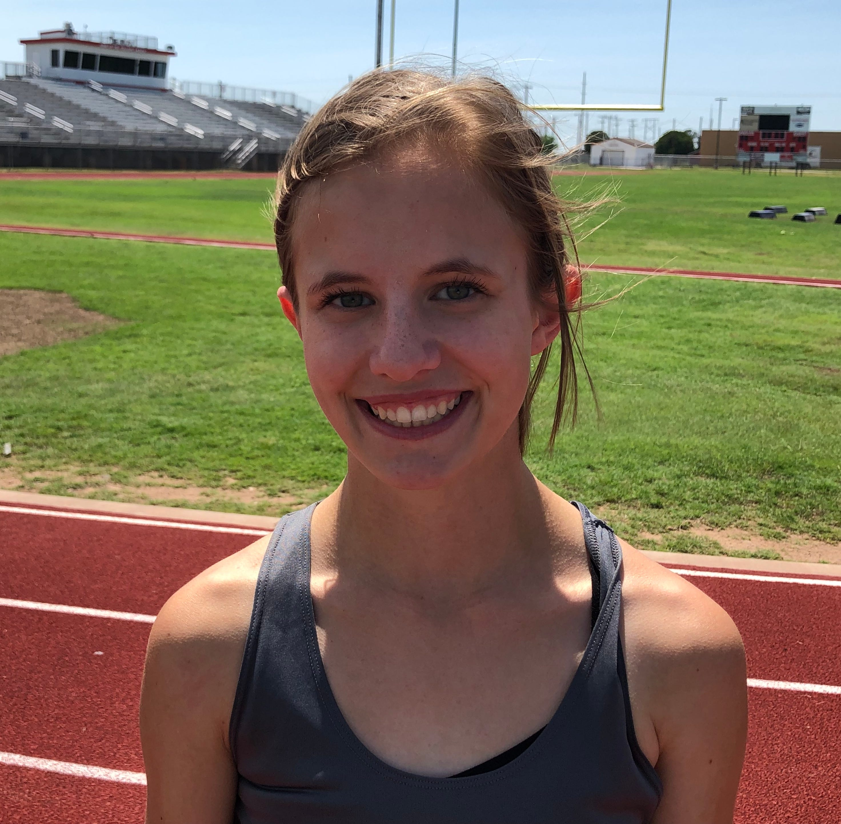 UIL state track: Holliday's Spears takes unusual path to breakout freshman season