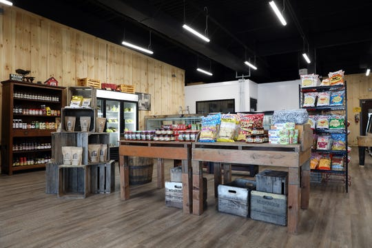Rittberger North Market will feature fresh cut local meat as well as other Ohio products.