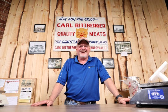 Andy Rittberger has opened Rittberger North Market in a new location on Maple Avenue, in the Colony Centre Shopping Center.