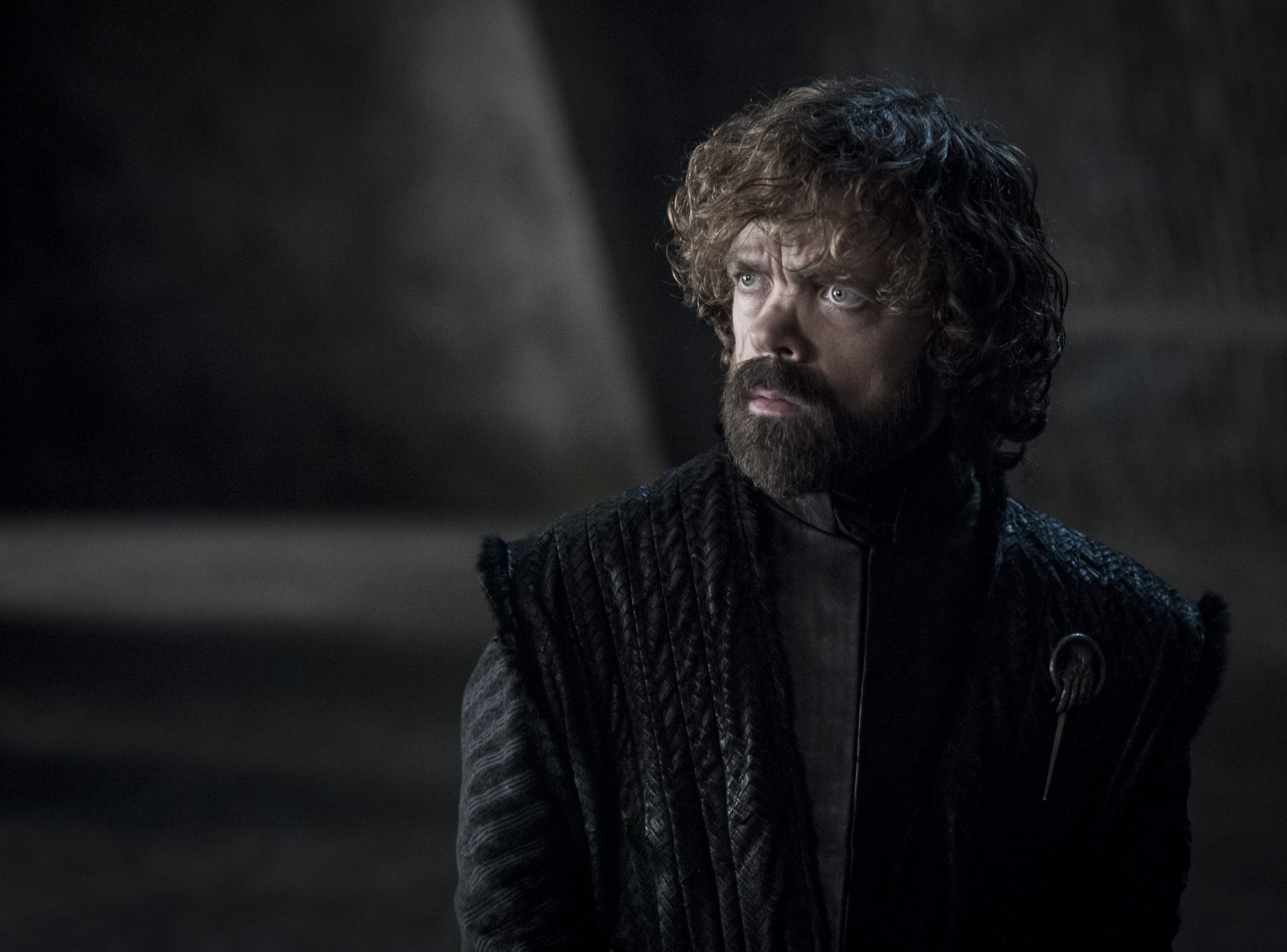 "Peter Dinklage as Tyrion Lannister on ""Game of Thrones."""