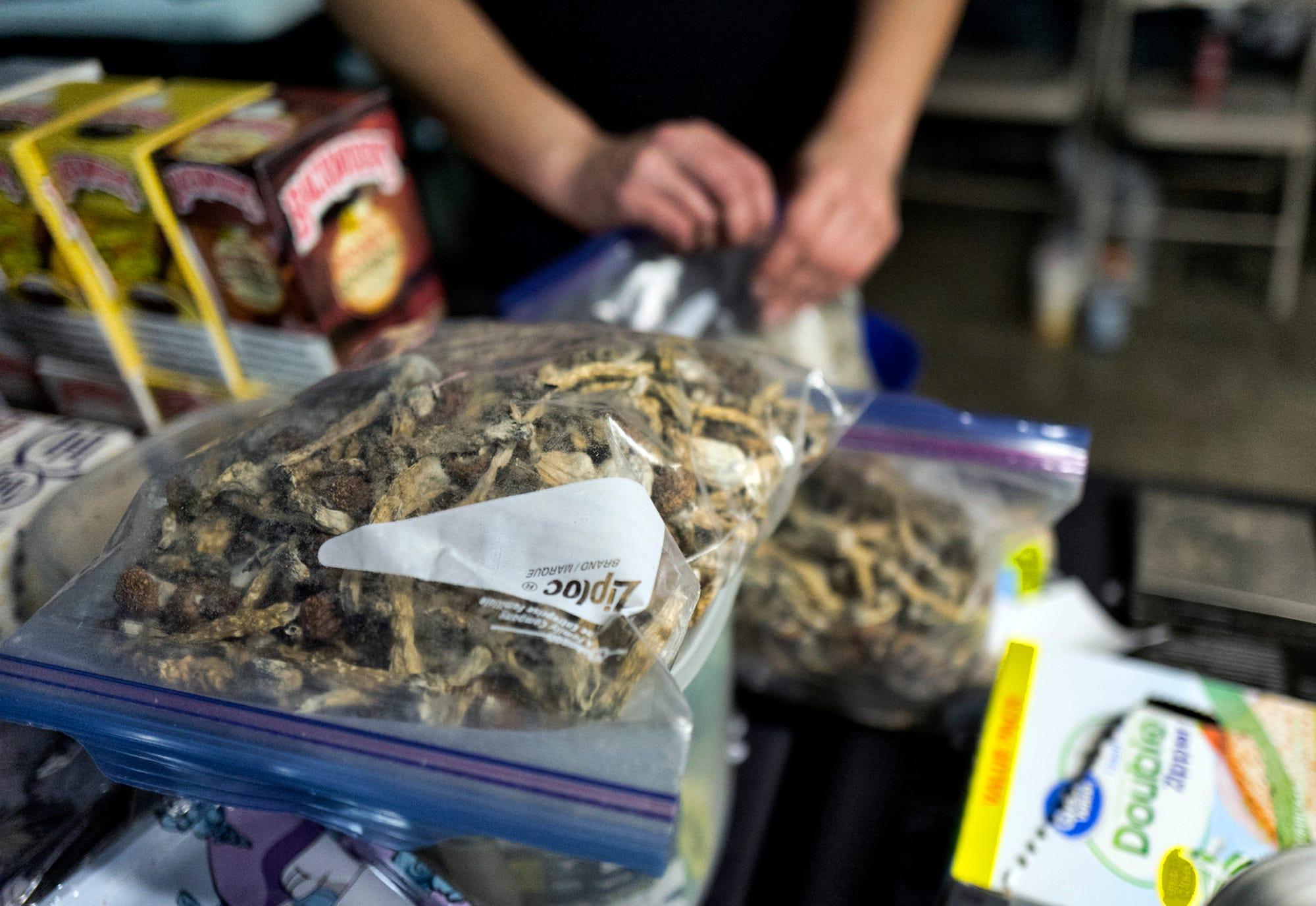 Denver decriminalizes 'magic mushrooms' in historic vote