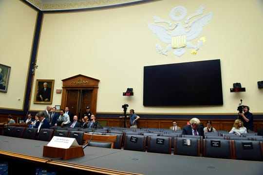 Attorney General William Barr refused attend the May 2, 2019 House Judiciary Committee hearing about special counsel Robert Mueller's report and his handling of the investigation.