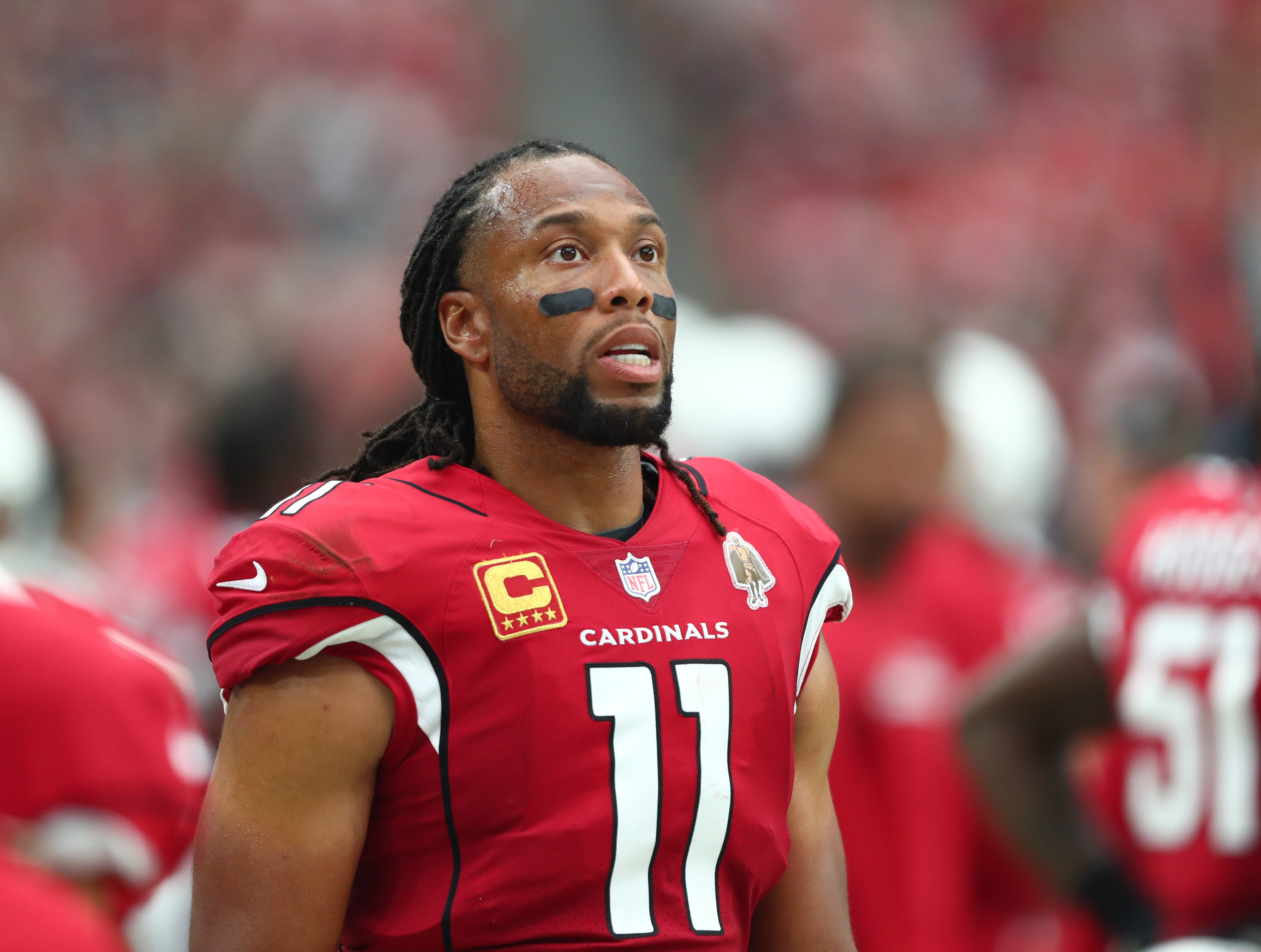 ESPN's Max Kellerman question's Larry Fitzgerald's qualifications for Hall of Fame