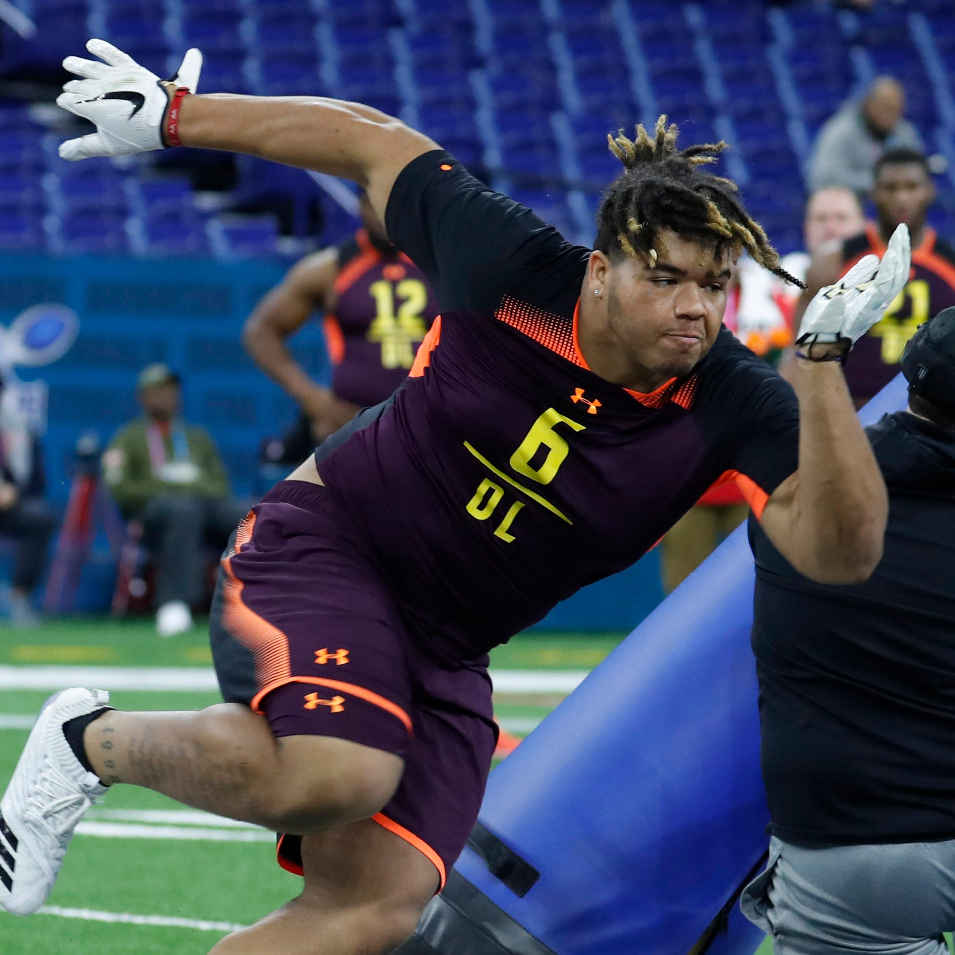 Inside the Dallas Cowboys' decision to draft Trysten Hill