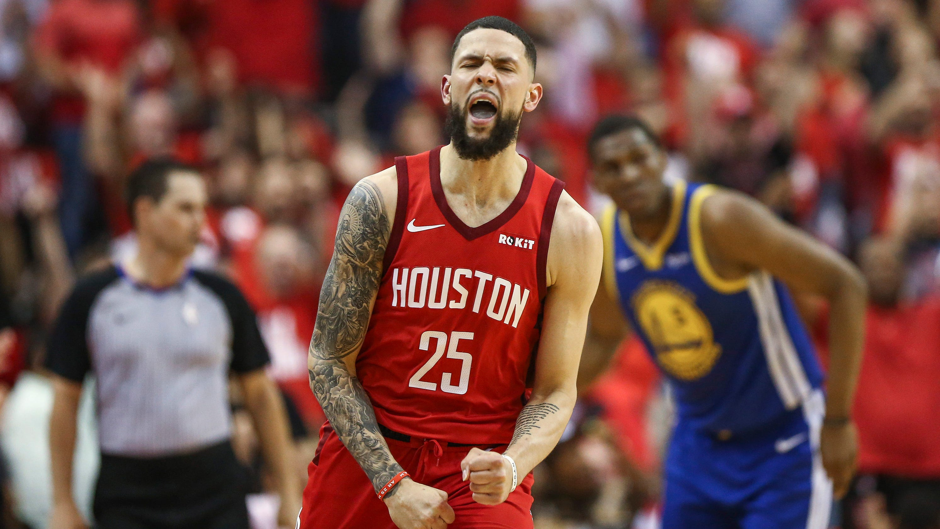 NBA Playoffs: Will Rockets-Warriors Series Go Down As One
