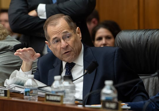 The House Judiciary Committee, chaired by Jerry Nadler, subpoenaed an unredacted version of the Mueller report and voted to hold William Barr in contempt for not producing it.