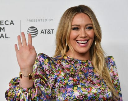 Hilary Duff said goodbye to breastfeeding in an emotional post on Instagram.
