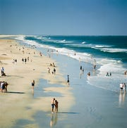 St. Augustine, Florida, boasts 42 miles of pristine beaches. In addition to swimming and sunbathing, the beaches offer nature trails, fishing and camping.